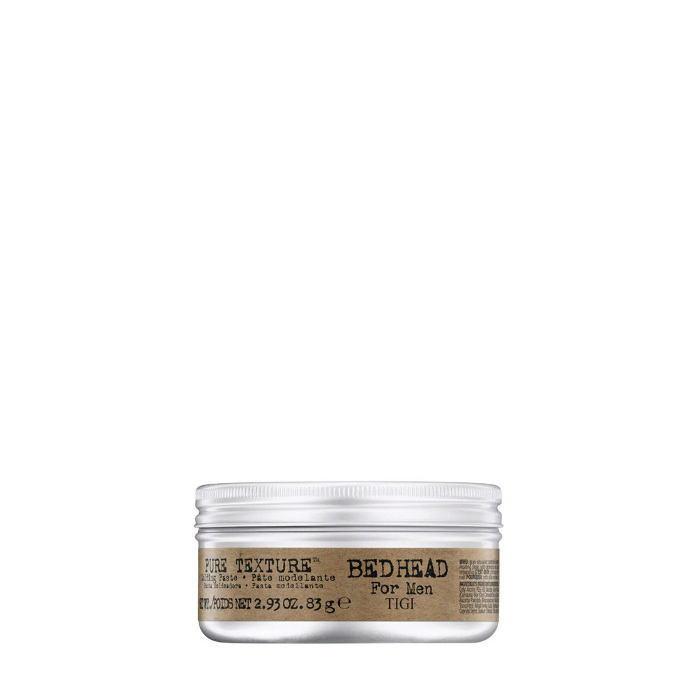 TIGI Bed Head Men Pure Texture Paste 83gr - molding paste