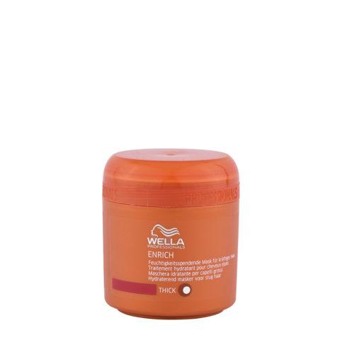 Wella Enrich Moisture mask 150ml - thick hair