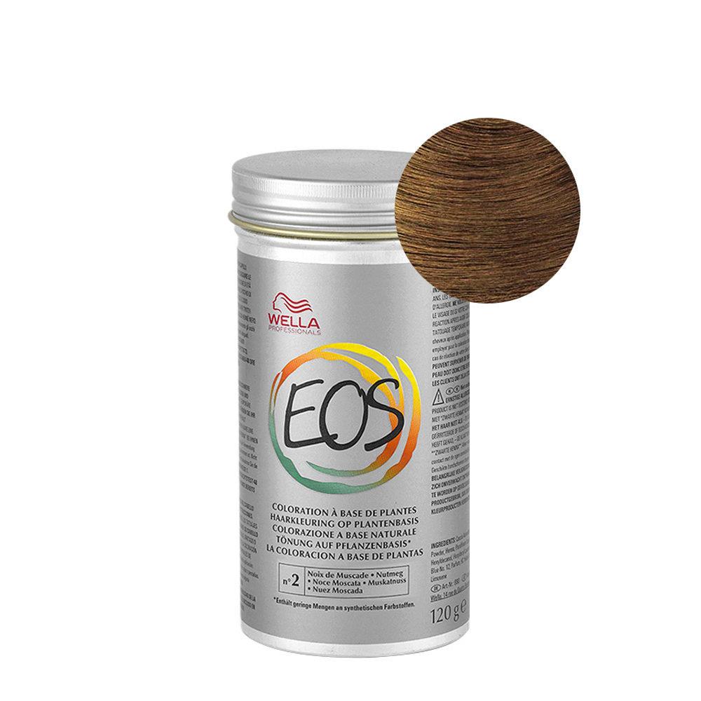 Wella EOS Nutmeg Color 120gr