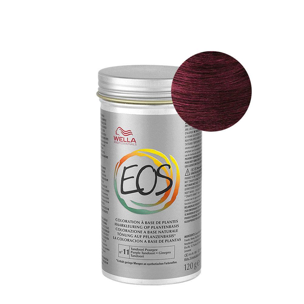 Wella EOS Color ginepro 120gr