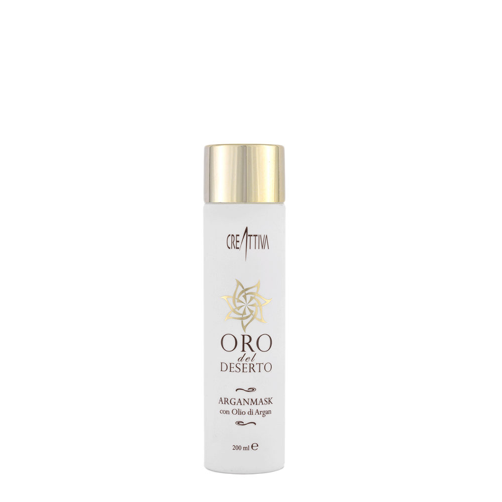 Erilia Oro del Deserto Argan Mask 200ml - Oil Argan Mask