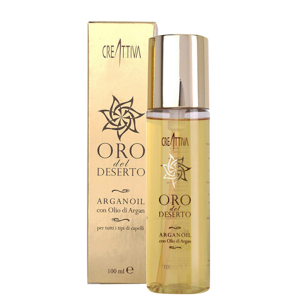 Erilia Oro del Deserto Argan Oil 100ml - Argan Oil