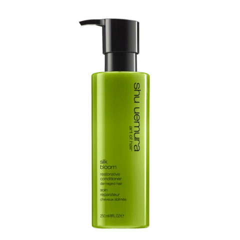 Shu Uemura Silk Bloom Conditioner 250ml - recovery conditioner