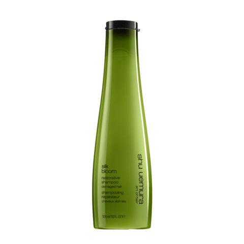 Shu Uemura Silk Bloom Shampoo 300ml - Repair Shampoo