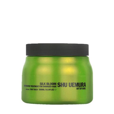 Shu Uemura Silk Bloom Masque 500ml - Nourishing and repairing mask