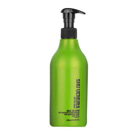 Shu Uemura Silk Bloom Conditioner 500ml - recovery conditioner