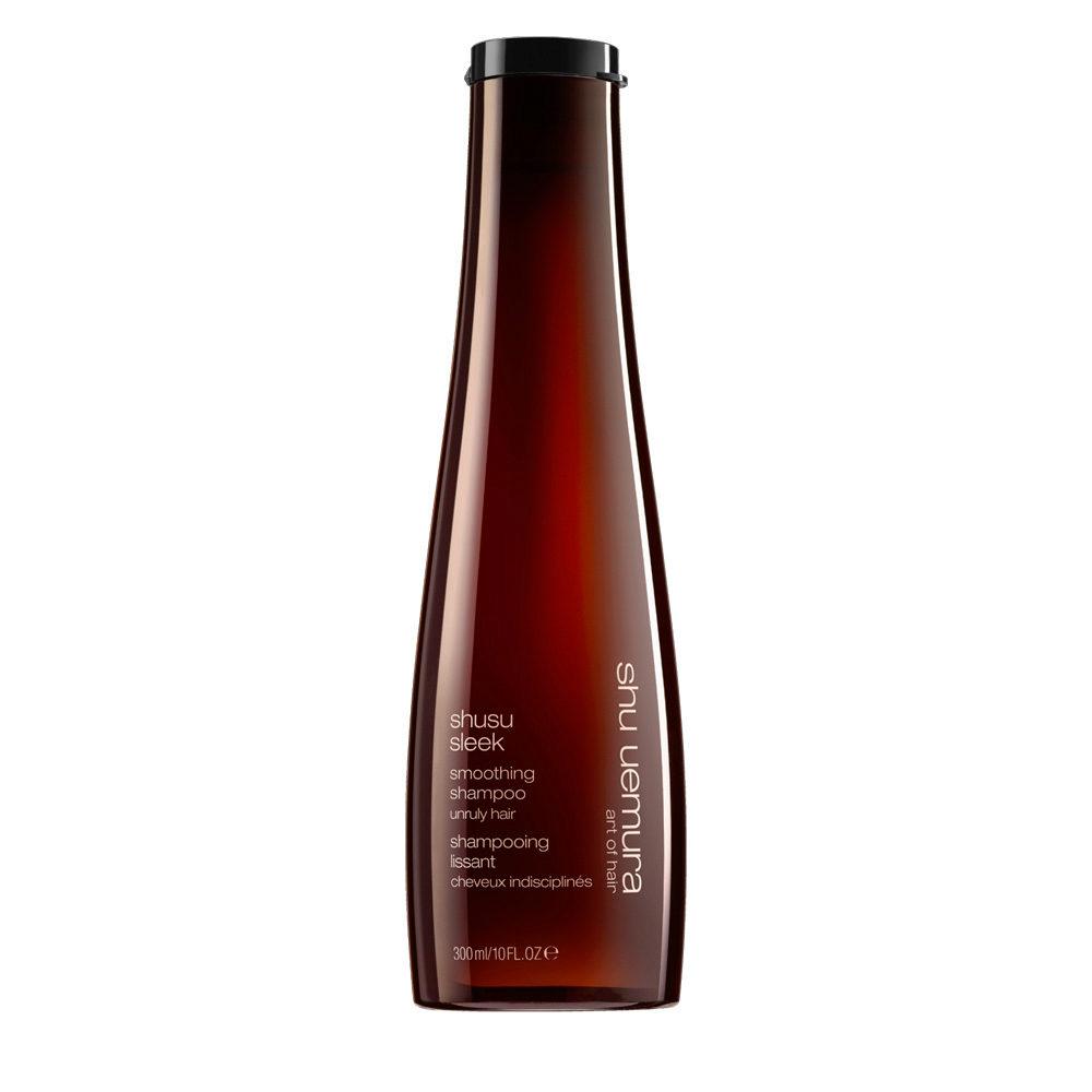 Shu Uemura Shusu Sleek Shampoo 300ml - Smoothing shampoo