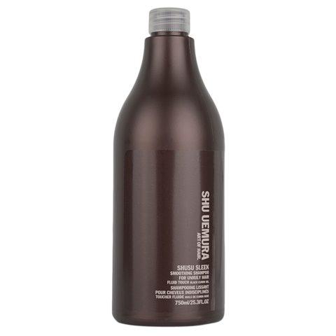Shu Uemura Shusu Sleek Shampoo 750ml - Smoothing shampoo