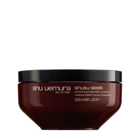Shu Uemura Shusu Sleek Masque 200ml - Smoothing Masque