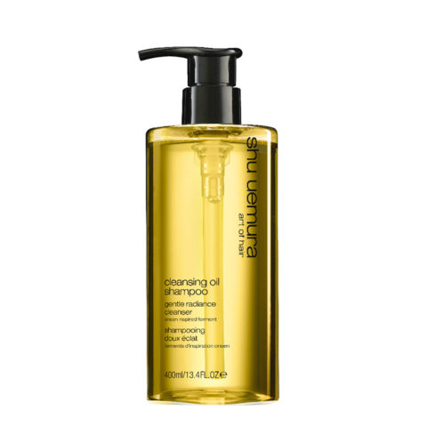 Shu Uemura Cleansing oil Shampoo Gentle Radiance 400ml - daily shampoo