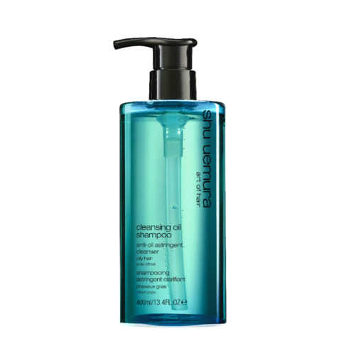 Shu Uemura Cleansing oil Shampoo Anti-oil astringent 400ml - Shampoo for oily hair
