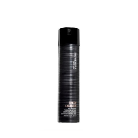 Shu Uemura Styling Sheer lacquer 300ml - light crafting spray
