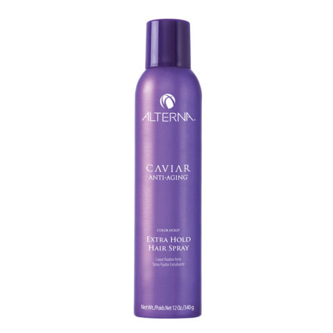 Alterna Caviar Anti aging Styling Extra hold hair spray 340gr - brushable