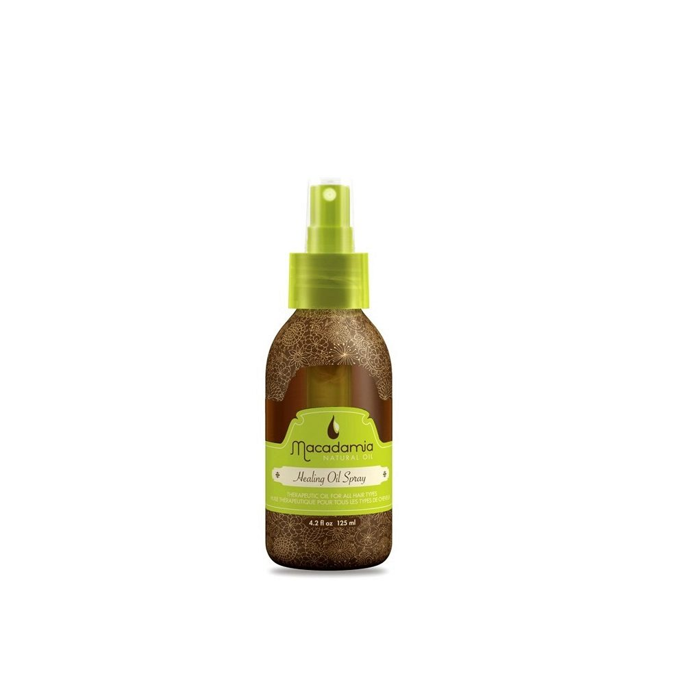 Macadamia Healing Oil Moisturizing Spray For Frizzy Hair 125ml