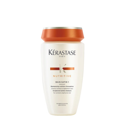 Kerastase Nutritive Bain satin 1, 250ml - shampoo for normal or dry hair