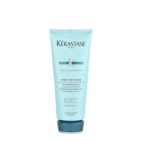 Kerastase Resistence Ciment Anti-Usure 200ml - anti-breakage cream
