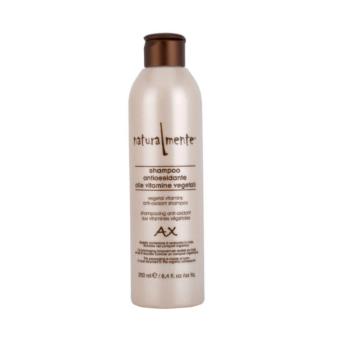 Naturalmente Basic Antioxidant Shampoo post-colouring antiage 250ml