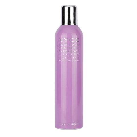 Nyce Styling Luxury tools Finishing hairspray 400ml - finish strong hold spray
