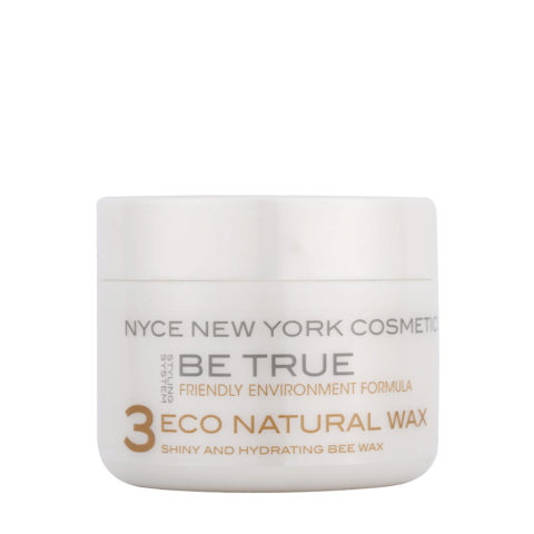 Nyce Be true styling system Eco Natural Wax 50ml - Beeswax