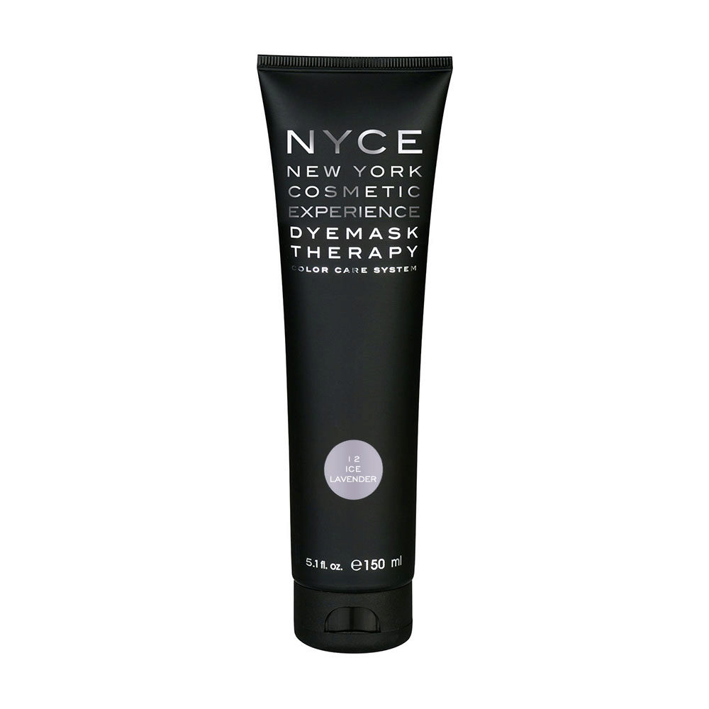 Nyce Dyemask .12 Ice lavender 150ml - Color Enhancing Mask
