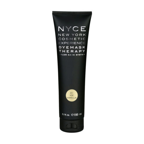 Nyce Dyemask .31 Ice vanilla 150ml - Color Enhancing Mask