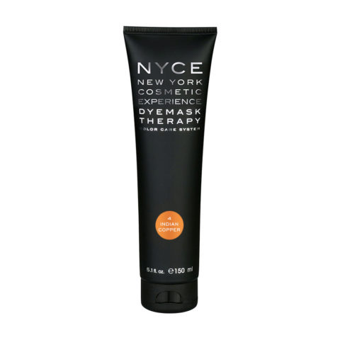 Nyce Dyemask .4 Indian copper 150ml - Color Enhancing Mask