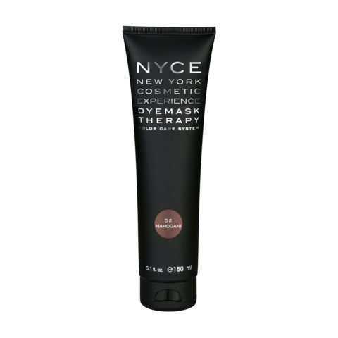 Nyce Dyemask .52 Mahogany 150ml - Color Enhancing Mask