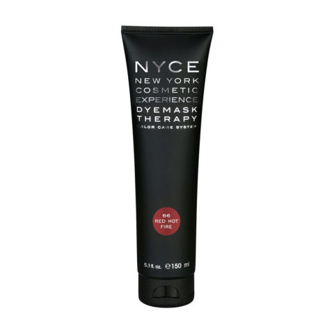 Nyce Dyemask .66 Red hot fire 150ml - Color Enhancing Mask