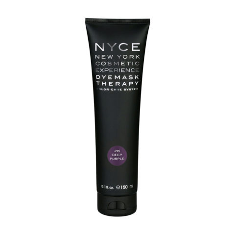 Nyce Dyemask .26 Deep purple 150ml - Color Enhancing Mask