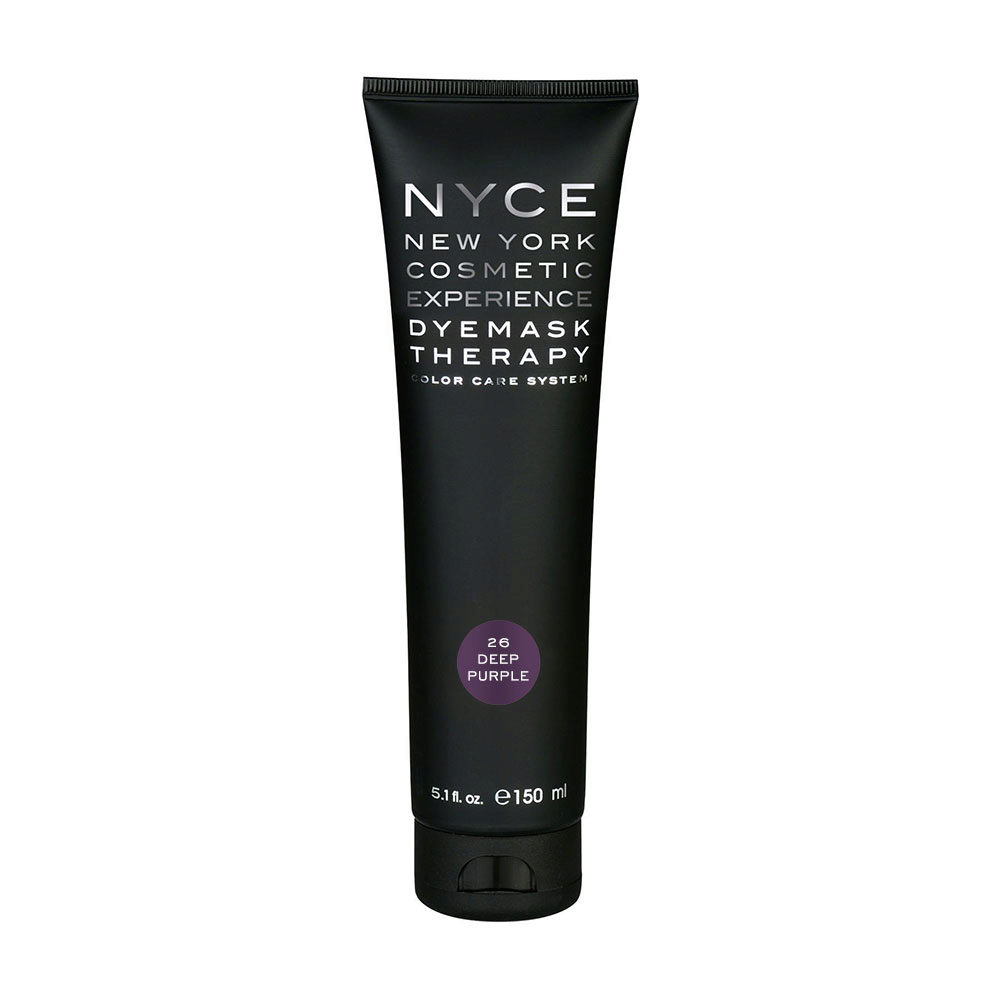 Nyce Dyemask .26 Deep purple 150ml - Color Enhancing Mask