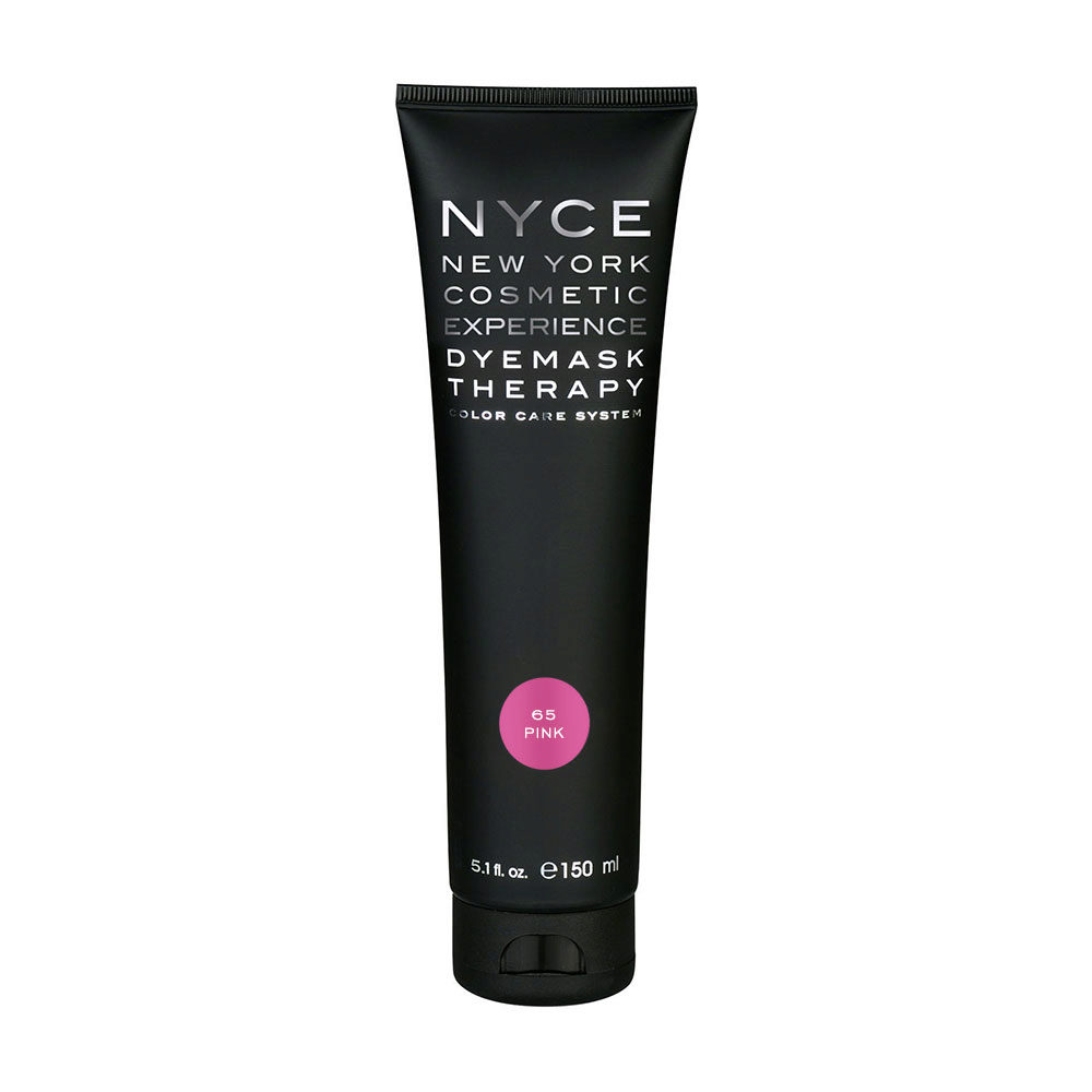 Nyce Dyemask .65 Pink 150ml - Color Enhancing Mask