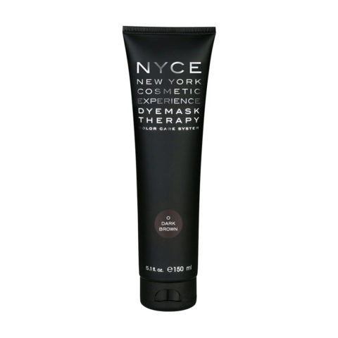Nyce Dyemask .0 Dark brown 150ml - Color Enhancing Mask