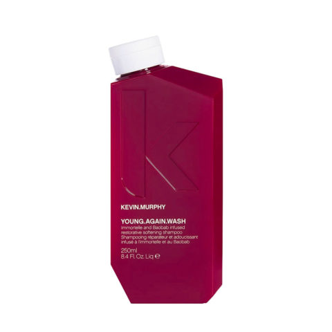 Kevin murphy Shampoo young again wash 250ml - Restorative shampoo