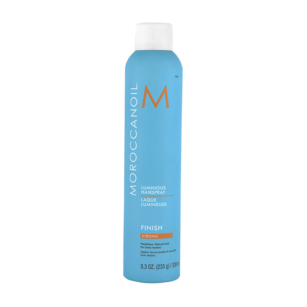 Moroccanoil Luminous Hairspray Finish Strong 330ml