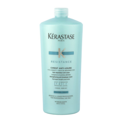 Kerastase Résistance Ciment Anti-Usure 1000ml - anti breakage cream