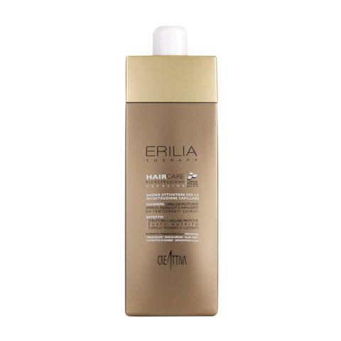Erilia Haircare Keralink Bagno Attivatore Ricostruzione Capillare 750ml - reconstructing shampoo