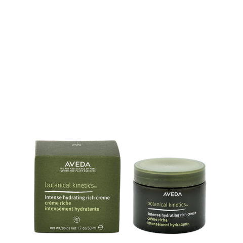 Aveda botanical kinetics Intensive hydrating rich creme 50ml - intensely moisturizing face cream