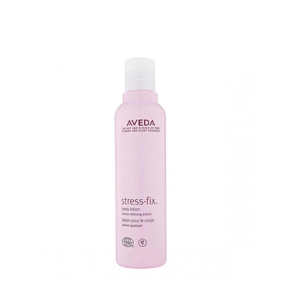 Aveda Bodycare Stress-fix body lotion 200ml - hydrating no stress