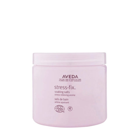 Aveda Bodycare Stress-fix soaking salt 454gr - no stress aromatic minerals