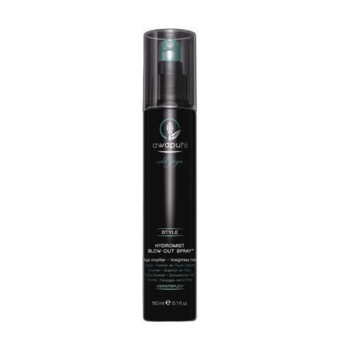 Paul Mitchell Awapuhi wild ginger Hydromist blow out spray 150ml