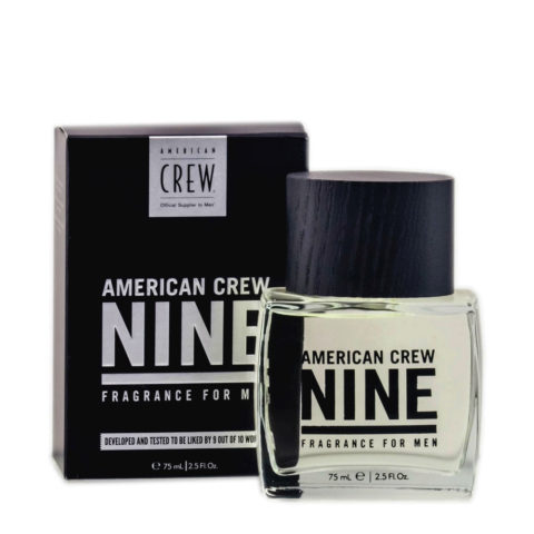 American Crew Nine fragrance for men 75ml