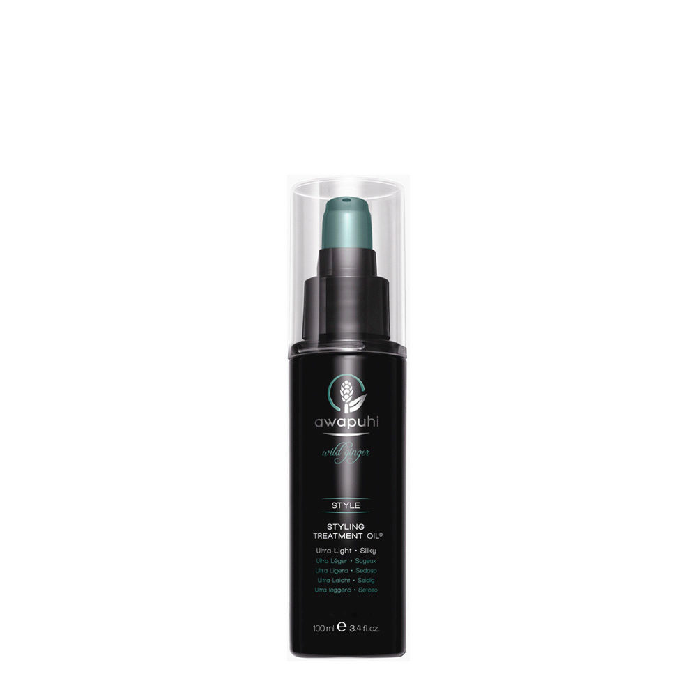 Paul Mitchell Awapuhi wild ginger Styling treatment oil 100ml