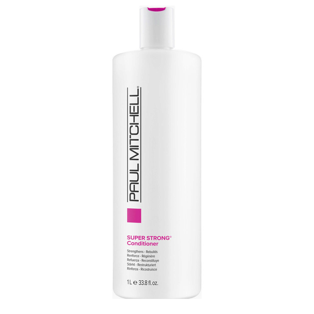 Paul Mitchell Super Strong Conditioner 1000ml - reinforce
