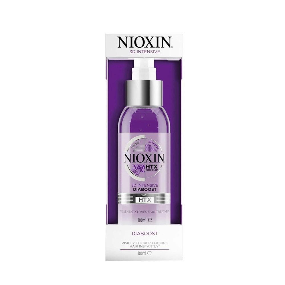Nioxin 3D Intensive Diaboost Hair Thickening Spray 100ml - Hair thickening treatment