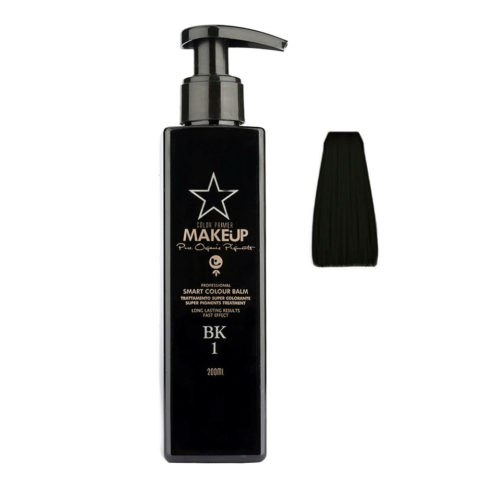 Tecna Make up Color Primer Smart Colour Balm BK1 black 200ml