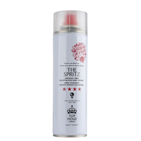 Tecna LMZ Stylish The spritz Red finishing spray extra hold 200ml