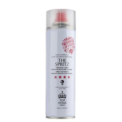 Tecna LMZ Stylish The spritz Red finishing spray extra hold 200ml