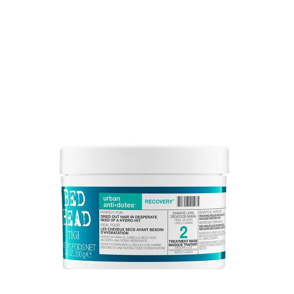 Tigi Urban Antidotes Recovery treatment mask 200gr - level 2