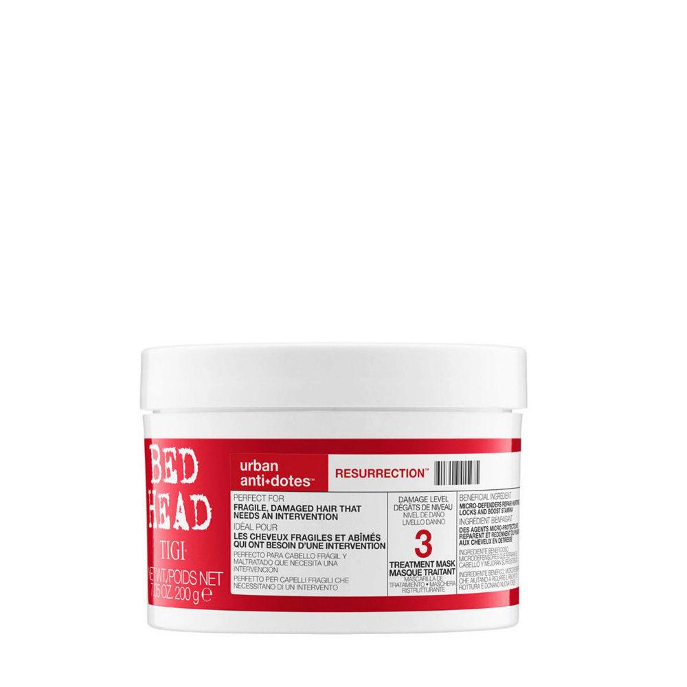 Tigi Urban Antidotes Resurrection treatment mask 200gr - level 3