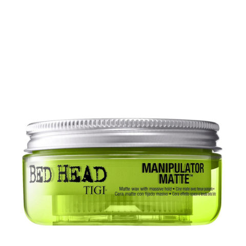Tigi Bed Head Manipulator Matte 57gr - matte wax with massive hold
